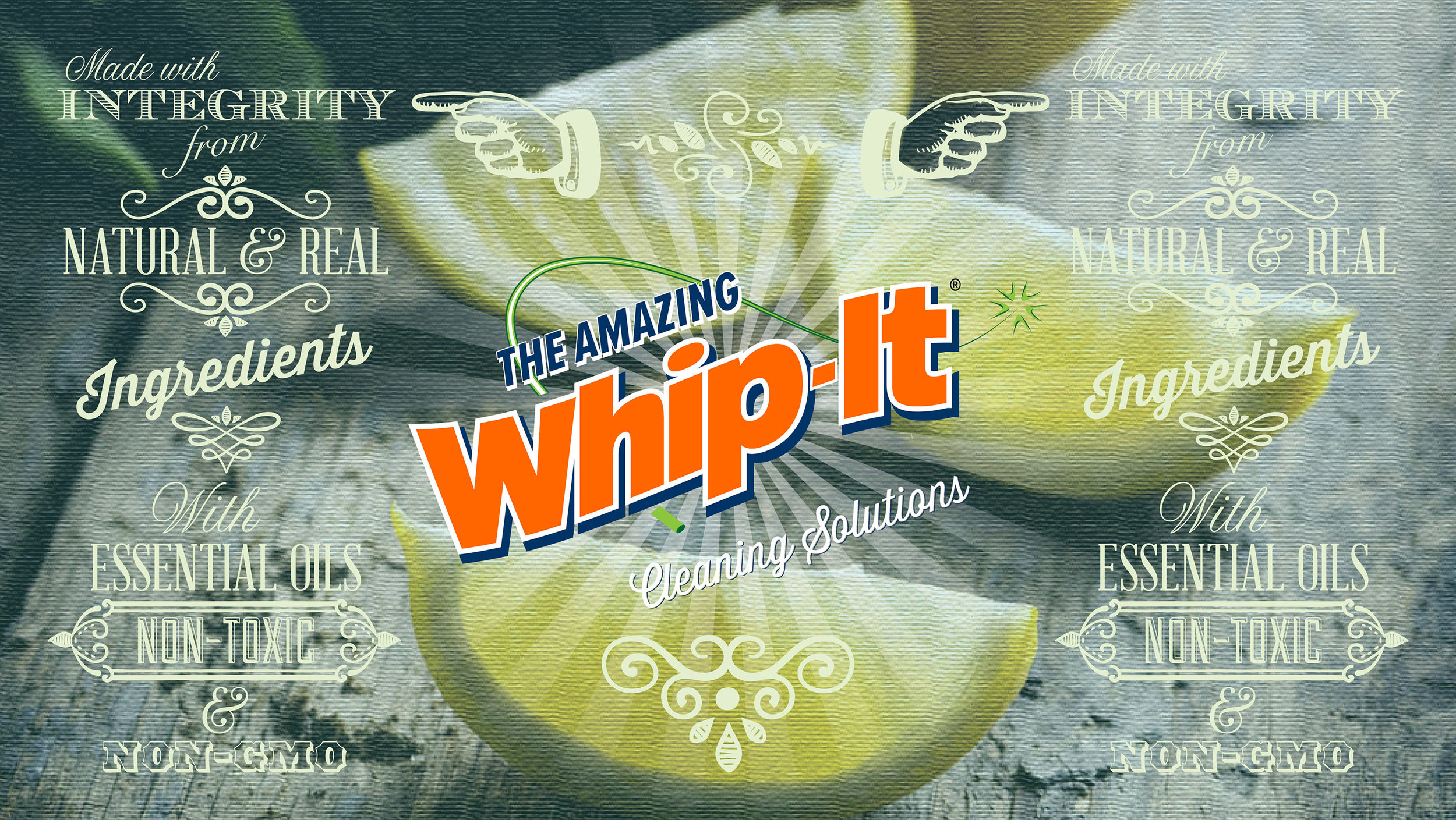 Whip-It® Cleaner Deco Banner
