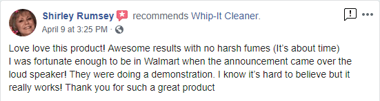 Shirley Rumsey Facebook Review